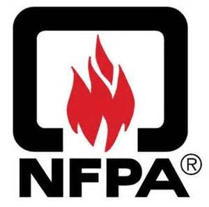 Meets or Exceeds National Fire Protection Association Standards