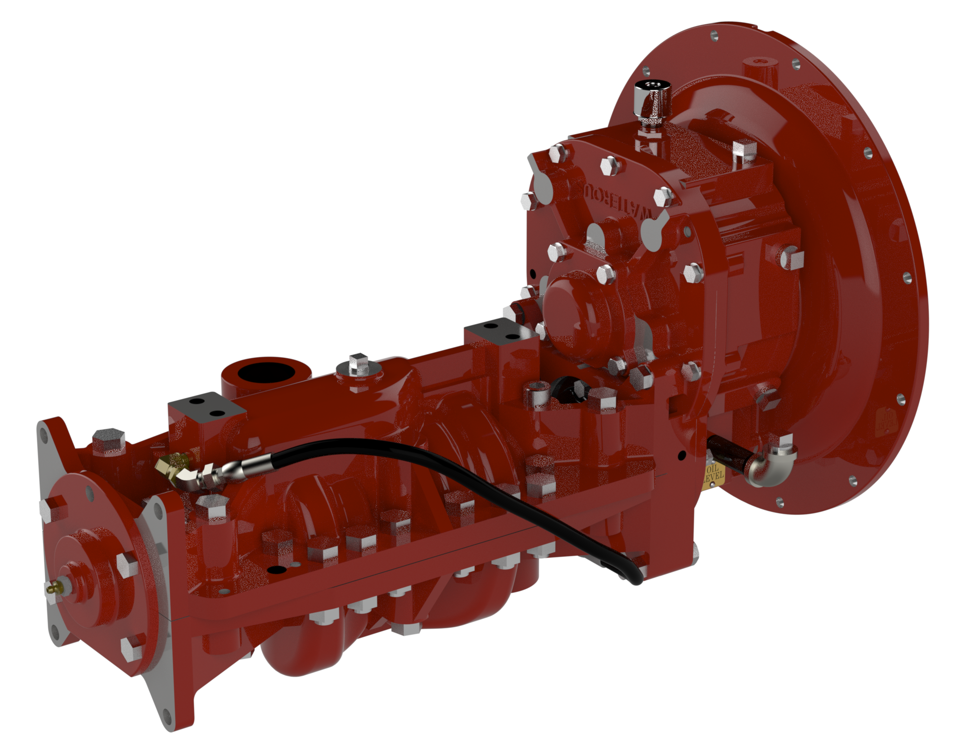 CPT-4 | Centrifgual Fire Pump, Fire Suppression Equipment | Waterous
