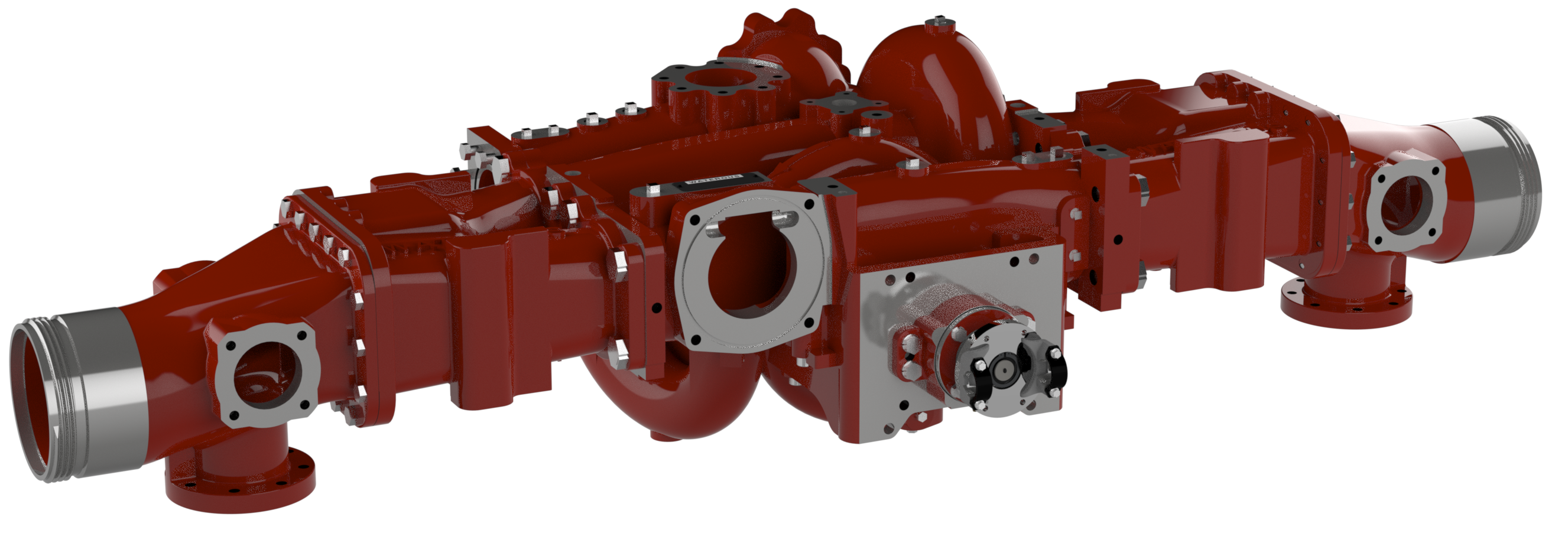 CSD / CSUD Single-Stage | Fire Pumps, Fire Suppression Equipment