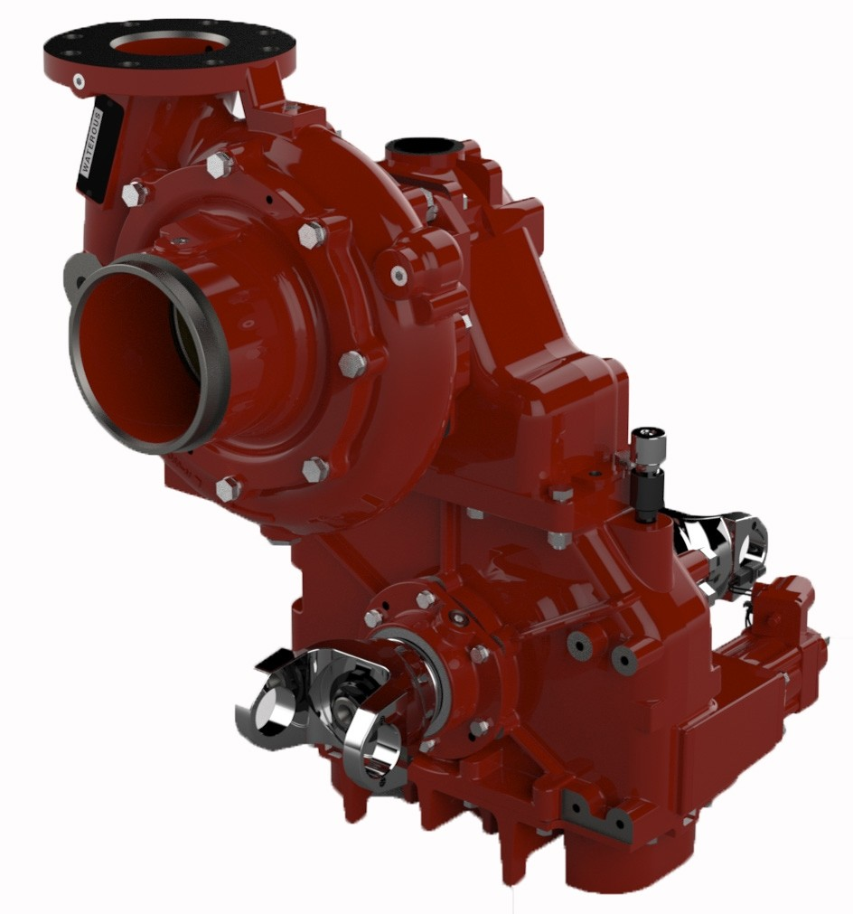 cxc20 cxsc20 fire pumps, fire suppression equipment waterous Fire Truck Pumps Diagram cxvc20 (front view)