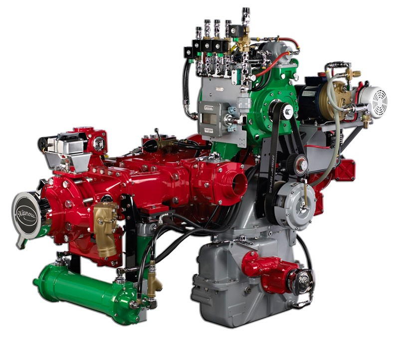eclipse™ fire pumps, fire suppression equipment waterous Fire Truck Pumps Diagram eclipse cafsystem eclipse cafsystem