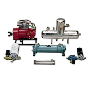140, 200-P PTO-Driven Air Compressor Kits
