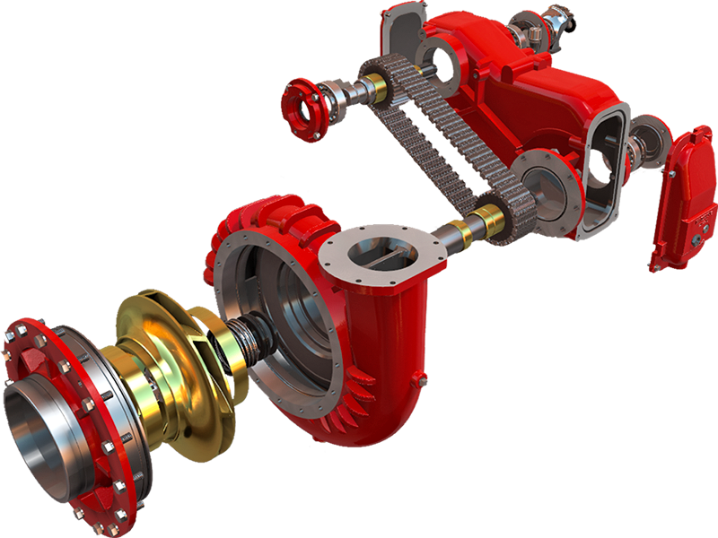 waterous fire pumps \u0026 protection equipment Fire Truck Pumps Diagram view all 3d product interactives