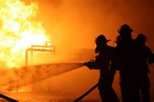 Industiral Applications Fire Fighting